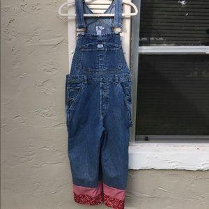 Calvin Klein Carpenter vintage Jumpsuit Size M